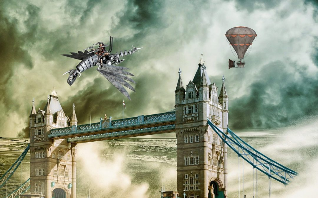 Are steampunk airships possible?