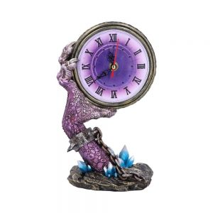 Slave to Time 25cm Slave to Time Dragon Claw Clock