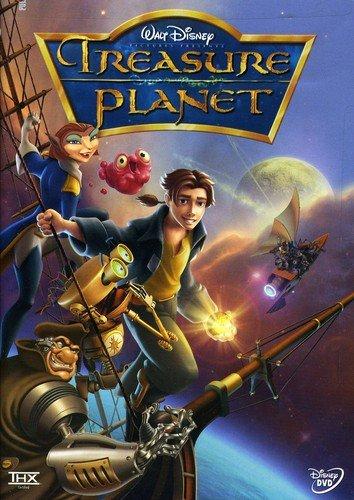 treasure planet movie netflix uk