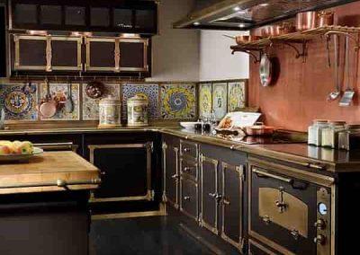 Kitchen steampunk