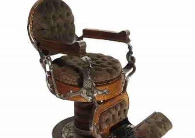 Steampunk Chair Victorian