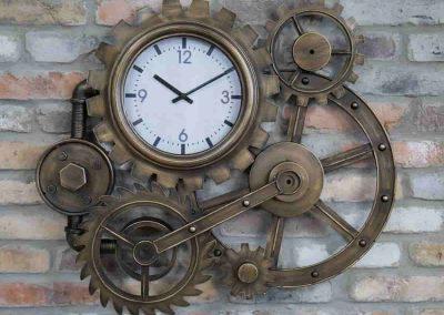 Cogwork Steampunk clock