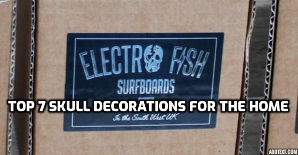Top 7 Skull Decorations for the Home